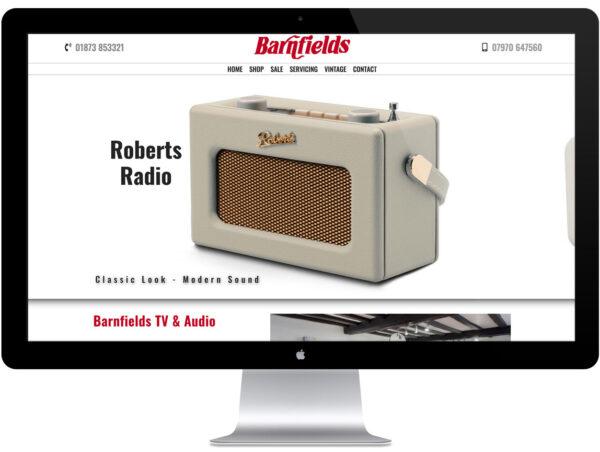 Barnfields TV & Audio